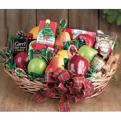 Send christmas fruits basket to philippines philflorist christmas fruits basket send to philippines negle Images