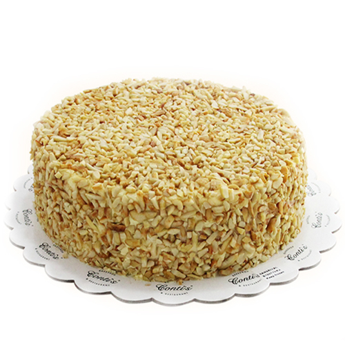 Delivery Sans Rival By Contis Cake To Philippines