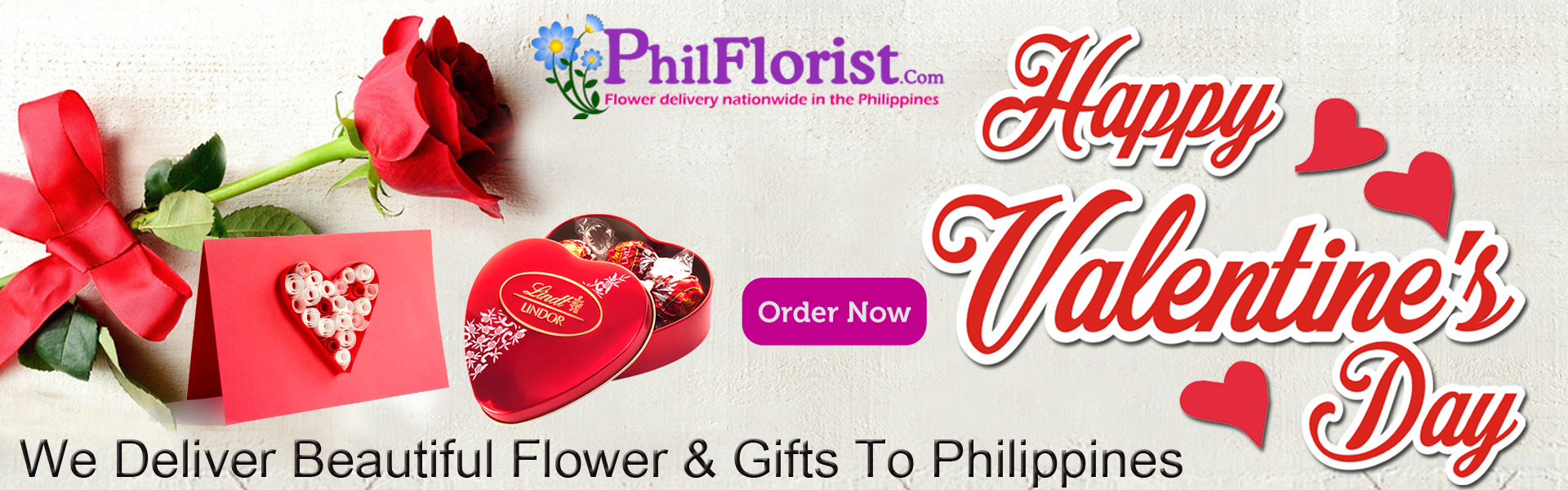 Valentines day gift delivery to philippines