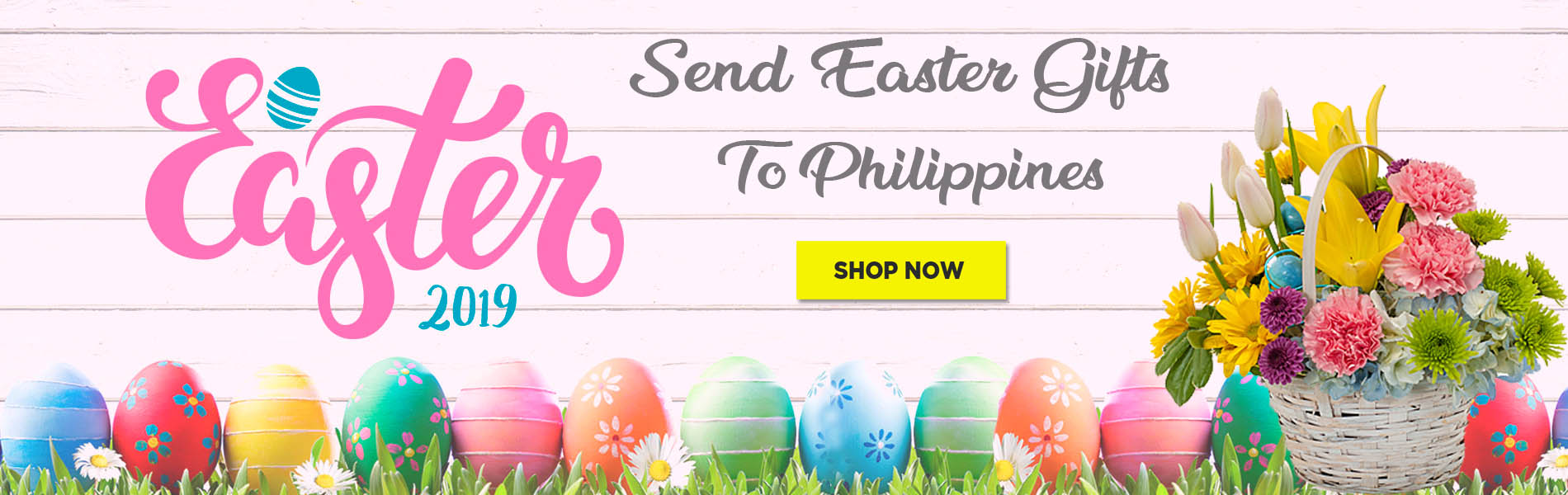 Send Easter Gifts To Philippines