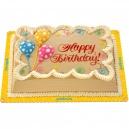 Greeting Cake