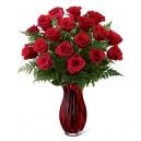 send rose in vase to philippines