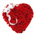 online valentine heart shape roses to philippines