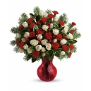 Christmas flower delivery To Philippines