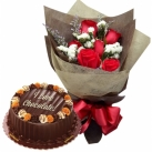 Send Flower & Cake To Philippines