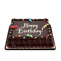 red ribbon rainbow chocolate dedication cakes to philippines