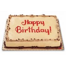 mocha dedication cake (regular size) to philippines