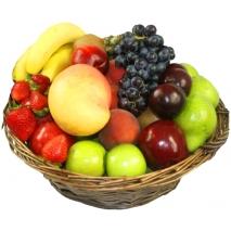 fresh fruit basket to philippines