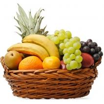 send natural fresh fruit basket philippines