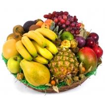 send tropical fruit basket philippines