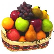 buy traditional fruits basket online
