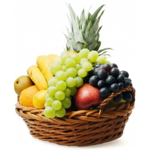 simple fruit basket online to philippines