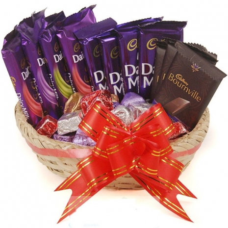 Send Cadbury Chocolate Lover Basket-2 to Philippines