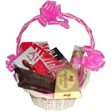 send basket of chocolates to philippines