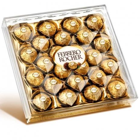 Send Ferrero Rocher Chocolate 24 pcs to Philippines
