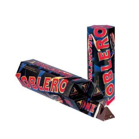 send toblerone black dark chocolate bundle to philippines