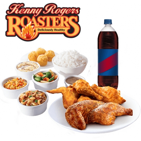 online kenny rogers roasted chicken philippines