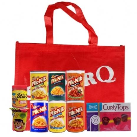 Groceries Pik-Nik Snack Package
