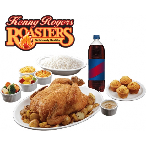 Online Kenny Rogers Garlic Butter Roast Group Meal in ...