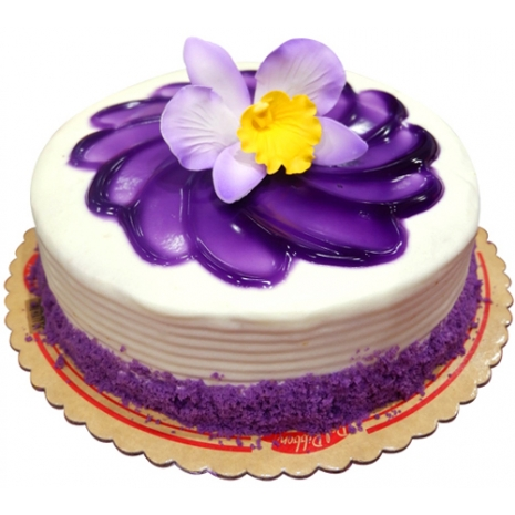 ube bloom cake online philippines