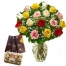 roses with cake to philippines