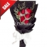 Send 6 Stems Red Roses Bouquet to Philippines