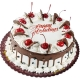 Choco Cherry Torte Cake by Goldilocks Send to Philippines