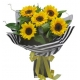 online sunflowers bouquet to philippines