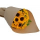 online 12 pieces sunflowers in bouquet to philippines