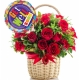 online roses with get well balloon philippines