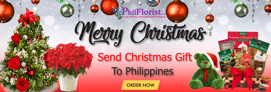 Send Christmas Gifts To Philippines