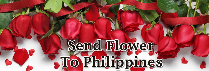 Send Flower To Philippines, Rose Delivery To Philippines