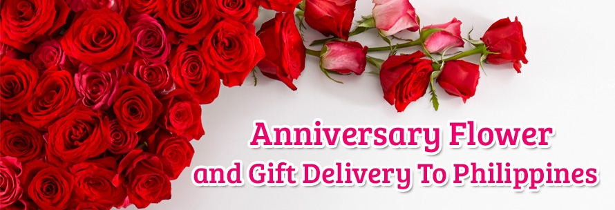 Send Anniversary Gifts To Philippines